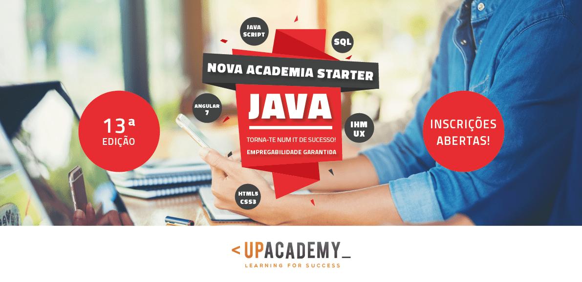 13ª Academia Java Starter com Angular 7