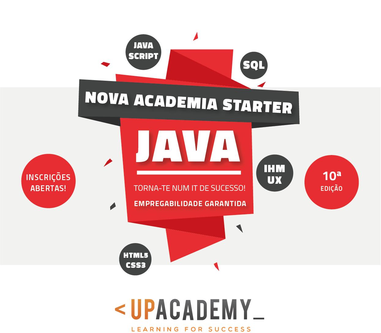 Banner Academia Java Starter