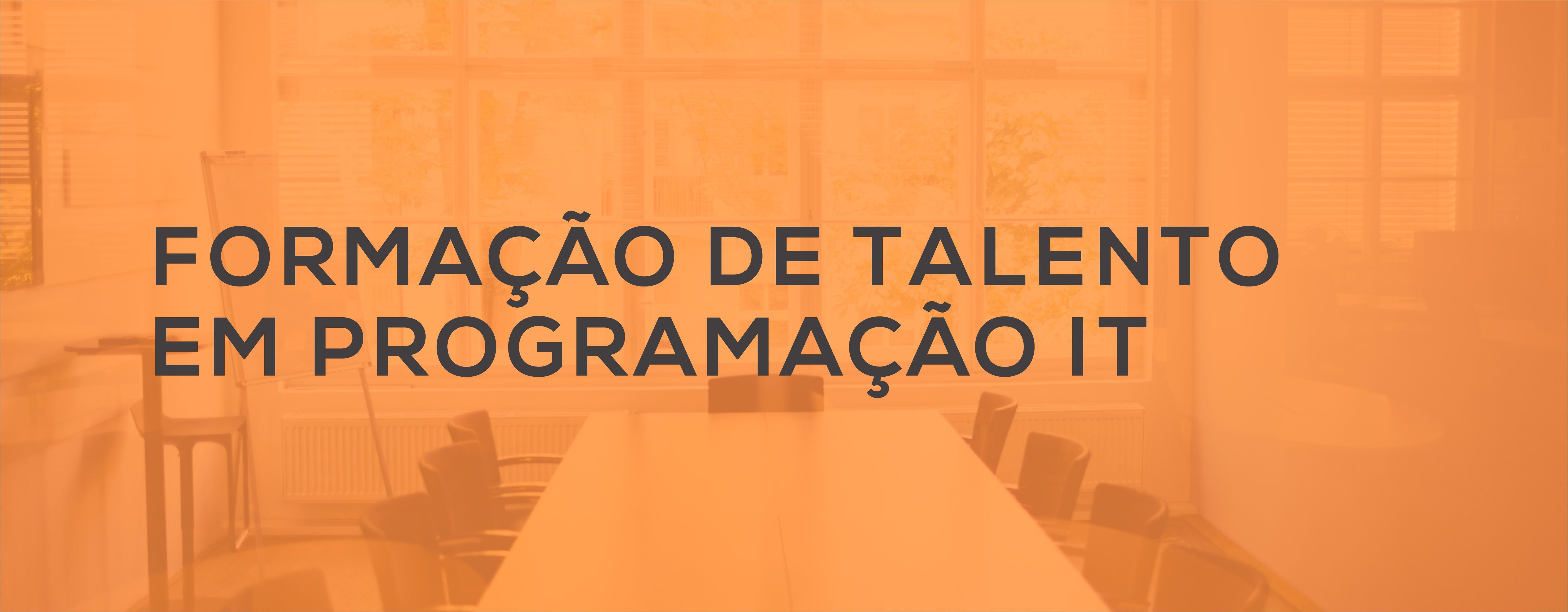UP Academy - Formação de Talento em Programação